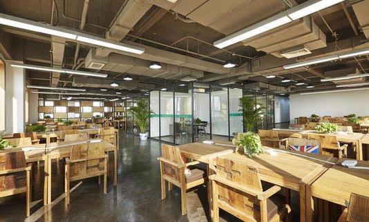 租为尖创业(新加坡科技园)联合办公
