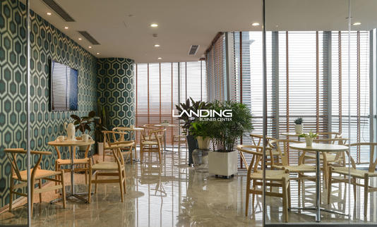 租Landing Business Center(新地中心)联合办公
